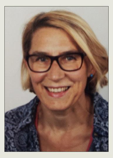 Gabriela Scheffczyk - Dipl. Sozialpädagogin/ Dipl. Sozialarbeiterin